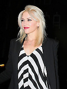 10.MAY.2011. LONDON<br /> <br /> **EXCLUSIVE PICTURES** <br /> <br /> SINGER GWEN STEFANI AND ACTRESS GWYNETH PALTROW ON A BLONDE AMBITION NIGHT OUT IN A SOHO JAPANESE RESTAURANT. PALTROW POP ROUND TO STEFANI'S HOME AND THEN HEADED OFF THE TO BOOM SHELLS AND HIT THE TOWN IN LONDON<br /> <br /> BYLINE: EDBIMAGEARCHIVE.COM<br /> <br /> *THIS IMAGE IS STRICTLY FOR UK NEWSPAPERS AND MAGAZINES ONLY*<br /> *FOR WORLD WIDE SALES AND WEB USE PLEASE CONTACT EDBIMAGEARCHIVE - 0208 954 5968*