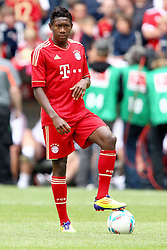 02.07.2011, Allianz Arena, Muenchen, GER, 1.FBL, FC Bayern Muenchen Saisoneroeffnung , im Bild David Alaba (Bayern #27)  , EXPA Pictures © 2011, PhotoCredit: EXPA/ nph/  Straubmeier       ****** out of GER / CRO  / BEL ******