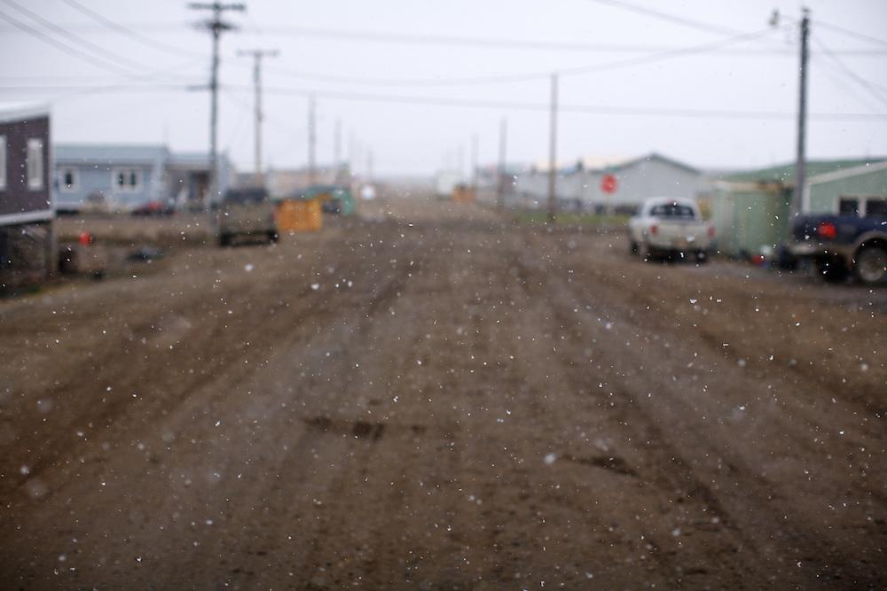 BARROW, AK - 2013: