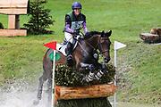 Fallulah ridden by Emily Philp in the Equi-Trek CCI-L4* Cross Country during the Bramham International Horse Trials 2019 at Bramham Park, Bramham, United Kingdom on 8 June 2019.