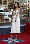 Zoe Saldana Gets Hollywood Walk of Fame Star - 03 May 2018