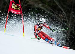 "Nina Haver-Loeseth (NOR) competes during 1st Run of the FIS Alpine Ski World Cup 2017/18 5th Ladies' Giant Slalom race named ""Golden Fox 2018"", on January 6, 2018 in Podkoren, Kranjska Gora, Slovenia. Photo by Ziga Zupan / Sportida"