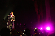 Maxwell at Maxwell Concert at Radio City Music Hall on October 9, 2008