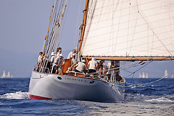 Classic Yachts at the Voiles de Saint-Tropez 2009