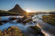 Kirkjufell in west-Iceland