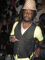 "Will.i.am of Black eyed peas.Will.i.am of Black eyed peas, ""I got it from My Mama"" Album Release Record.PM Lounge.New York City, NY, USA .Tuesday, September 25, 2007.Photo By Selma Fonseca/ Celebrityvibe.com.To license this image call (212) 410 5354 or;.Email: celebrityvibe@gmail.com; ."
