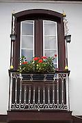 Serro_MG, Brasil...Sacada historica na cidade de Serro, Minas Gerais...The historical balcony in Serro, Minas Gerais...Foto: JOAO MARCOS ROSA /  NITRO