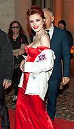 27.02.2018; Rome, Italy: BELLA THORNE<br /> dazzled in a strapless gown at the premiere of her film Midnight Sun held at the Space Moderno cinema in Rome.<br /> The 20-year-old accentuated her enviable figure by chanelling Julia Roberts from the movie &ldquo;Pretty Woman&rdquo;, in a red satin bustier gown. She accessorised the outfit with strings of beads on both her left wrist and around her neck.<br /> Keeping to her quirky style she also decided to display her unshaven hairy armpits, like Julia Roberts has done previously.<br /> Mandatory Credit Photo: &copy;NEWSPIX INTERNATIONAL<br /> <br /> IMMEDIATE CONFIRMATION OF USAGE REQUIRED:<br /> Newspix International, 31 Chinnery Hill, Bishop's Stortford, ENGLAND CM23 3PS<br /> Tel:+441279 324672  ; Fax: +441279656877<br /> Mobile:  07775681153<br /> e-mail: info@newspixinternational.co.uk<br /> Usage Implies Acceptance of Our Terms &amp; Conditions<br /> Please refer to usage terms. All Fees Payable To Newspix International