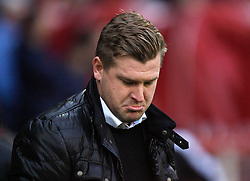 Milton Keynes Dons Manager Karl Robinson - Mandatory byline: Jack Phillips / JMP - 07966386802 - 19/12/2015 - FOOTBALL - The City Ground - Nottingham, Nottinghamshire - Nottingham Forest v MK Dons - Sky Bet Championship
