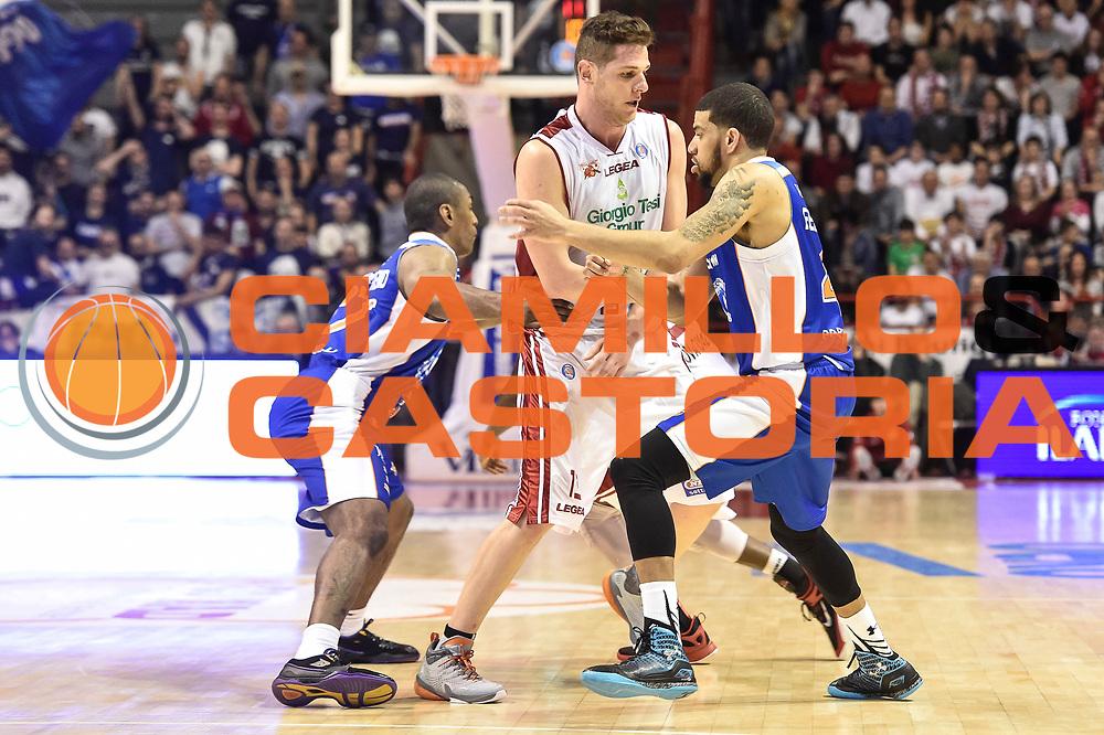 DESCRIZIONE : Campionato 2014/15 Giorgio Tesi Group Pistoia - Acqua Vitasnella Cantu'<br /> GIOCATORE : Valerio Amoroso<br /> CATEGORIA : Blocco<br /> SQUADRA : Giorgio Tesi Group Pistoia<br /> EVENTO : LegaBasket Serie A Beko 2014/2015<br /> GARA : Giorgio Tesi Group Pistoia - Acqua Vitasnella Cantu'<br /> DATA : 30/03/2015<br /> SPORT : Pallacanestro <br /> AUTORE : Agenzia Ciamillo-Castoria/GiulioCiamillo<br /> Predefinita :