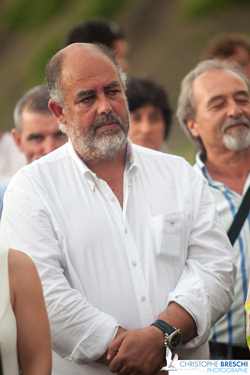 Armando Castro / directeur du port de horta