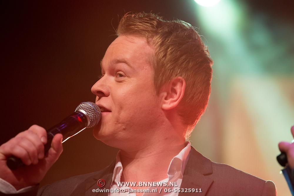 NLD/Uitgeest/20170207 - Uitreiking 100% NL Awards 2016< Lars Boele