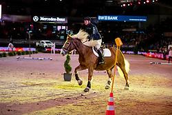 OSTHOLT Andreas (GER)<br /> Stuttgart - German Masters 2018<br /> Working Equitation<br /> Grosser Showabend<br /> 14. November 2018<br /> © www.sportfotos-lafrentz.de/Stefan Lafrentz