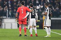 23.11.2017 - Torino - Champions League   -  Juventus-Barcellona nella  foto: Claudio Marchisio