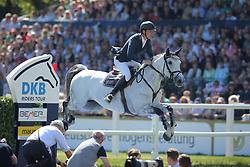 Ahlmann Dirk, (GER), Carosso<br /> German Jumping Derby<br /> Hamburg - Hamburger Derby 2016<br /> © Hippo Foto - Stefan Lafrentz