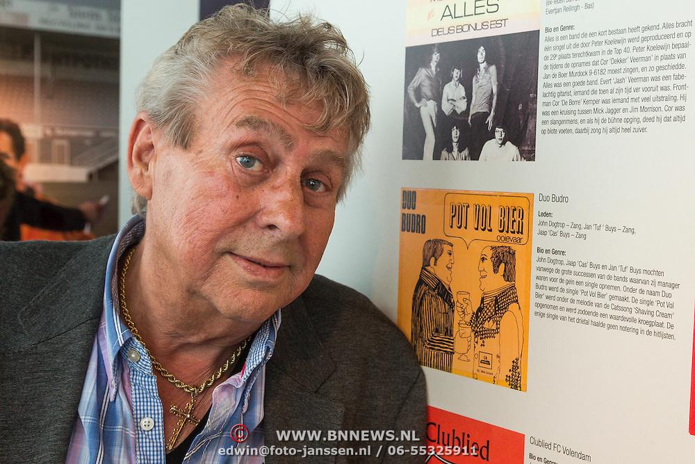 NLD/Volendam/20130612 - Opening Uniek Volendam, Jaap Buys