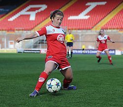 Bristol Academy's Christie Murray - Photo mandatory by-line: Dougie Allward/JMP - Mobile: 07966 386802 - 21/03/2015 - SPORT - Football - Bristol - Ashton Gate Stadium - Bristol Academy v FFC Frankfurt - UEFA Women's Champions League - Quarter Final - First Leg