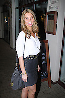 Olivia Newman-Young, Malibu Airways: National Pina Colada Day Party, Disco, London UK, 08 July 2014, Photo by Brett D. Cove