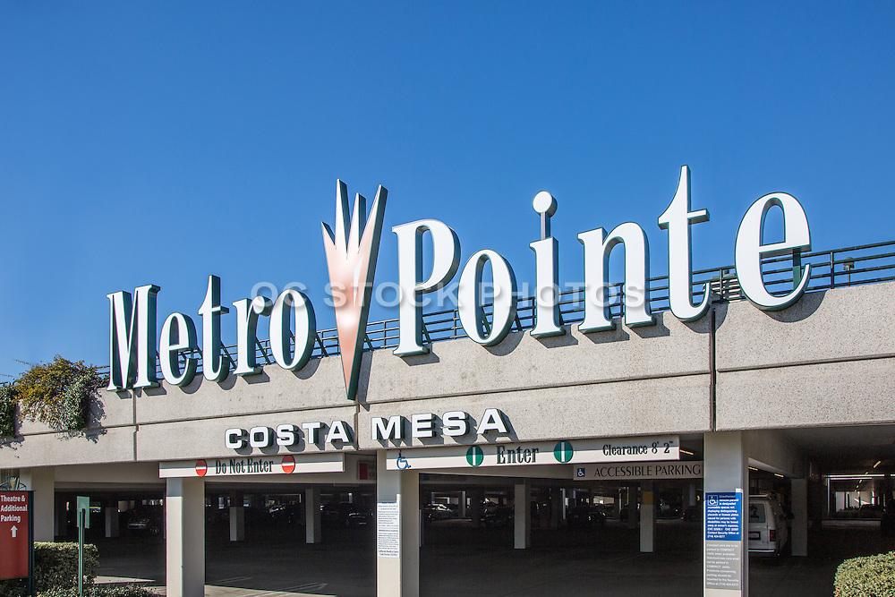 Metro Point at South Coast in Costa Mesa California