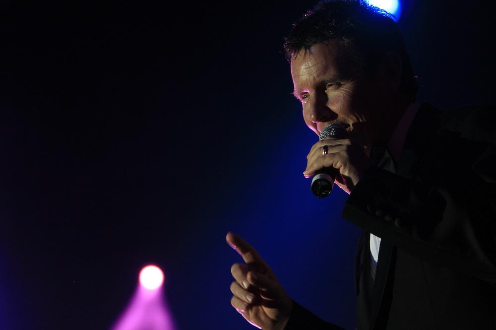 Macquarie Bank Noosa Longweekend Festival<br /> Tom Burlinson performs FRANK A Life In Song