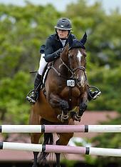 Dannevirke-Equestrian, Natasha Brooks riding Kapattack