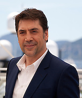 Actor Javier Bardem at the The Last Face film photo call at the 69th Cannes Film Festival Friday 20th May 2016, Cannes, France. Photography: Doreen Kennedy