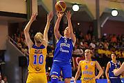 Vannes, 15/06/2013<br /> Eurobasket Women 2013<br /> Italia - Svezia<br /> Nella foto: martina fassina<br /> Foto Ciamillo