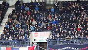 Dundee fans - Kilmarnock v Dundee - Dundee v Celtic SPFL Premiership at Dens Park<br /> <br />  - &copy; David Young - www.davidyoungphoto.co.uk - email: davidyoungphoto@gmail.com