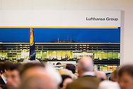 General views during the Lufthansa AGM at Congress Center Hamburg, Hamburg<br /> Picture by EXPA Pictures/Focus Images Ltd 07814482222<br /> 28/04/2016<br /> ***UK &amp; IRELAND ONLY***<br /> EXPA-EIB-160428-0039.JPG