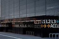 Lendit TV studios in Paris. Architects Lipsky Rollet.