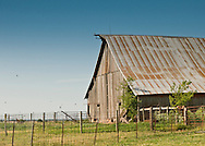 Oklahoma Centennial Farm<br /> Near Coyle OK. Family of John and Kay Williams, Carl and Karen Williams.<br /> On Vasser Road 1/4 mile south of Meridian  West of Coyle road