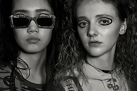 London Fashion Week: NATASHA ZINKO collection Spring/Summer 2018