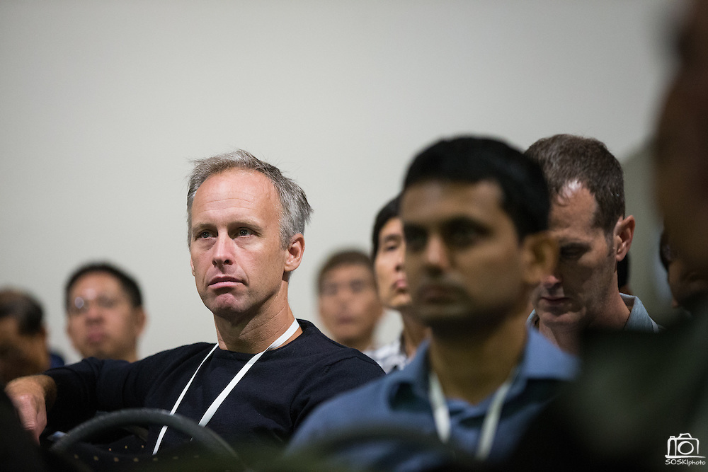 The Linux Foundation host its DPDK 2016 Summit at The Tech Museum of Innovation in San Jose, California, on August 10, 2016. (Stan Olszewski/SOSKIphoto)