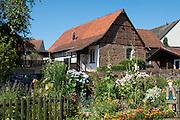 Bauerngarten, Fürth im Odenwald, Odenwald, Hessen, Deutschland | Cottage garden, Fürth im Odenwald, Odenwald, Hesse, Germany
