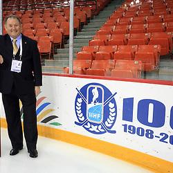 20080504: Ice Hockey - Portrait of Ernest Aljancic