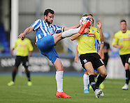 Hartlepool United v Tranmere Rovers 130914