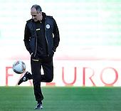 2012/03/14 Udinese vs AZ Alkmaar Interviste e Rifinitura. Europa League.