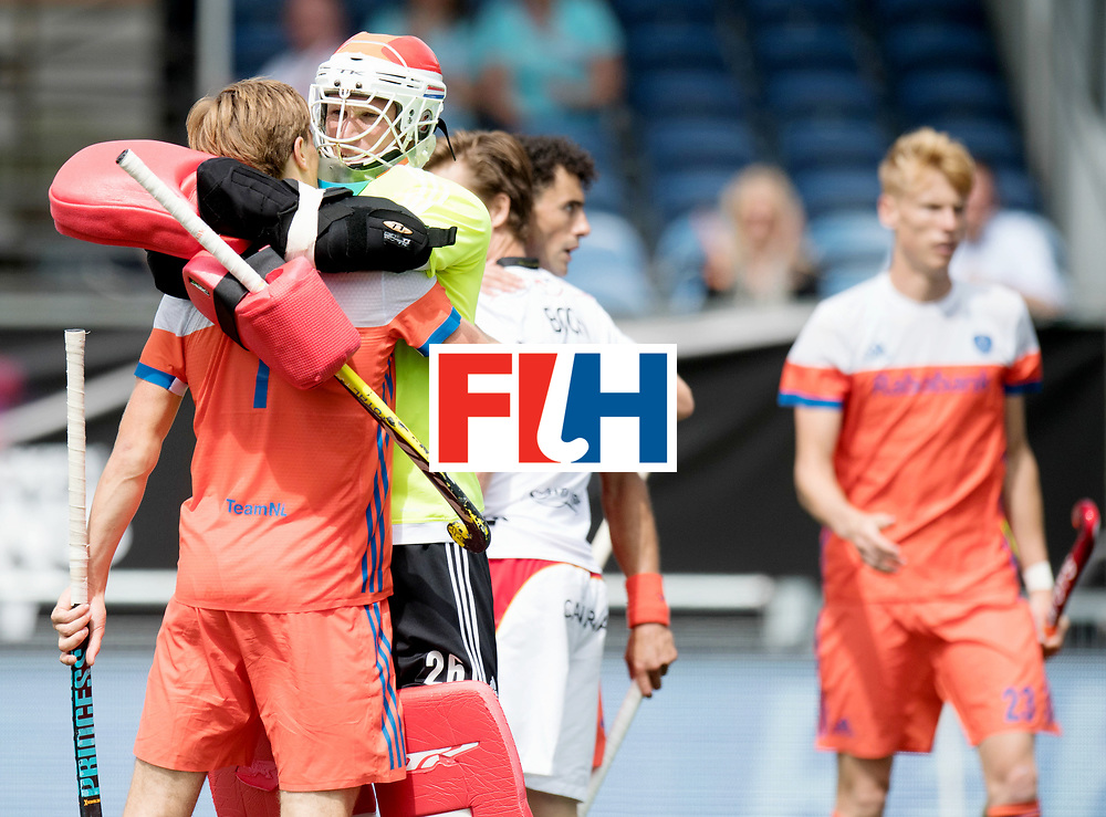 BREDA - Rabobank Hockey Champions Trophy<br /> The Netherlands - Belgium<br /> Photo: Pirmin Blaak.<br /> COPYRIGHT WORLDSPORTPICS FRANK UIJLENBROEK