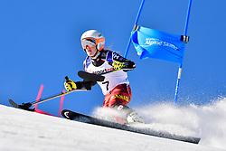 TURGEON Frederique, LW2, CAN, Giant Slalom at the WPAS_2019 Alpine Skiing World Cup, La Molina, Spain