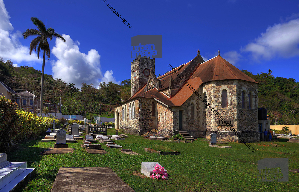 St. Mary's Church - Port Maria Jamaica