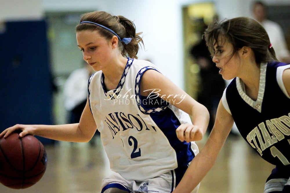 January/6/11:  MCHS JV Girls Basketball vs Strasburg.  Strasburg wins 25-23 in overtime.