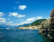 Bellagio and Lake Maggiore in Lombardy, Italy