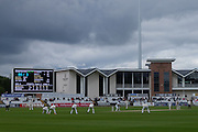 General view of the ground during the LV County Championship Div 1 match between Durham County Cricket Club and Hampshire County Cricket Club at the Emirates Durham ICG Ground, Chester-le-Street, United Kingdom on 2 September 2015. Photo by George Ledger.