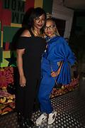 TOKINI PETERSIDE, LUNGI MORRISON, Ghana party, Venice, 8 May 2019