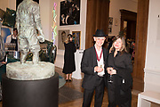 Royal Academy of arts summer exhibition summer party. Piccadilly. London. 4 June 2019