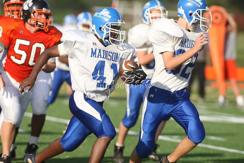 MCHS Freshman Football .vs Woodberry Forest  .10/10/2008