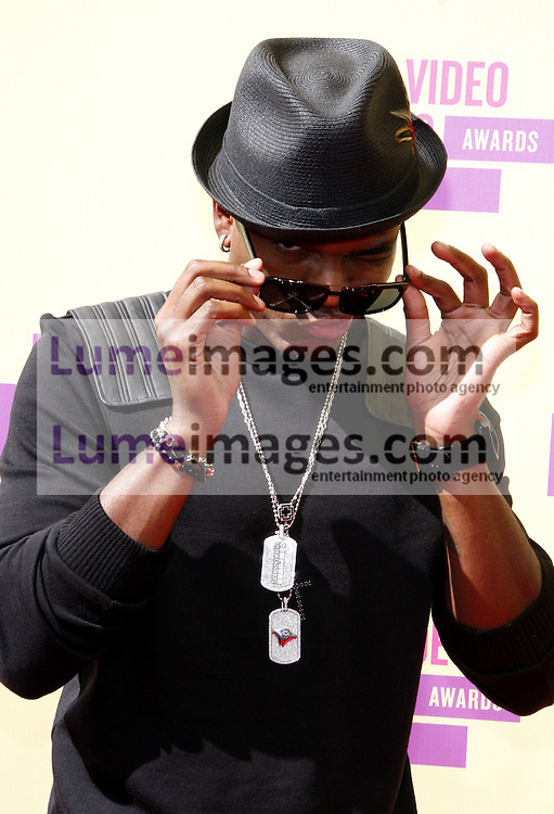 Ne-Yo at the 2012 MTV Video Music Awards held at the Staples Center in Los Angeles, United States on September 6, 2012. Credit: Lumeimages.com