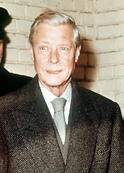 File photo of the Duke of Windsor, as Winston Churchill sought to block the release of secret Second World War documents revealing Nazi plans to install the Duke of Windsor as king in the event of a successful German invasion, according to newly-released government files.