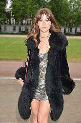 Jazzy de Lisser at the Tatler's English Roses 2017 party in association with Michael Kors held at the Saatchi Gallery, London England. 29 June 2017.<br /> Photo by Dominic O'Neill/SilverHub 0203 174 1069 sales@silverhubmedia.com
