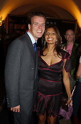 JOEL CADBURY and DIVIA LALVANI<br />